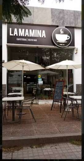 URGENTE VENDO IMPORTANTE FONDO DE COMERCIO CAFETERÍA & RESTO BAR FRENTE CPC DE ARGUELLO