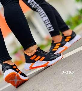 Zapato Tennis Deportivo Adidas Alpha x2 Para Hombre