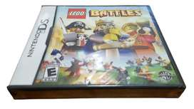Lego BATTLES Nintendo DS