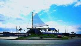Terreno General Villamil Playas( Frente a Nueva vía a Puerto)
