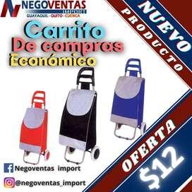 CARRITO DE COMPRAS ECONOMICO