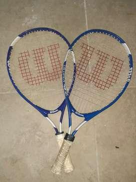Raquetas Wilson originales