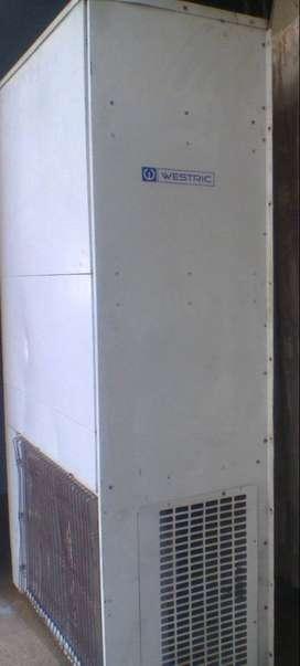 equipo de  aire  acondicionado tipo mochila  WESTRIC