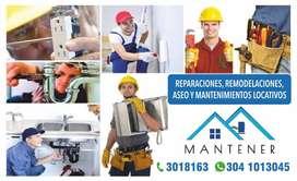 Para MANTENER su hogar y Oficina como usted lo prefiere, cuenta con nosotros en Barranquilla y área metropolitana.