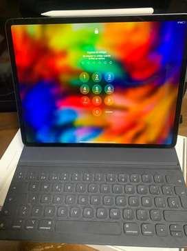 iPad Pro con Apple Pencil 2 y smartkey