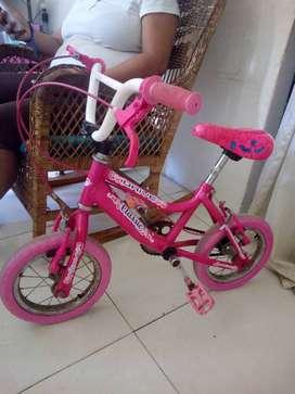 Si necesitas una bicicleta para niña