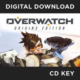 Overwatch Origins Edition Pc Clave De Activación+200 Fichas