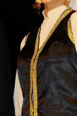 vendo traje folclorico árabe