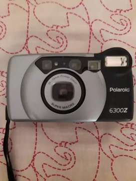 Cámara Polaroid 6300z