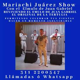 Mariachi de Juan Gabriel