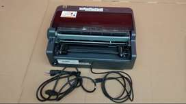 Impresora EPSON LX350 matricial, poco uso