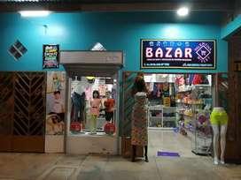 Bazar Valentina Millet: Venta de prendas de vestir de excelente calidad.
