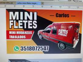 Fletes Mini Fletes Traslados