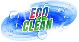 """Productos de limpieza """"Eco Clean"""""""