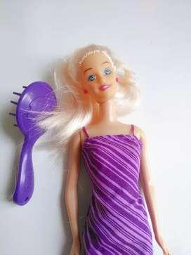 Barbie colección púrpura [Original Mattel]