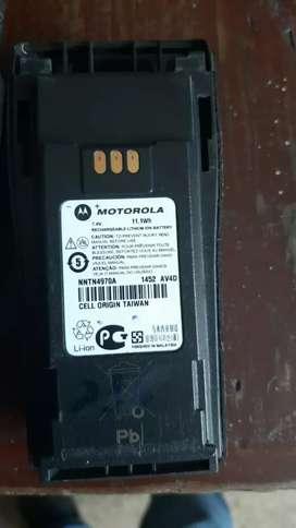 Motorolas radios y más