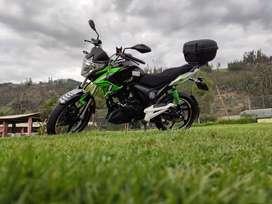 VENDO MOTO ITALIKA 150 SZ