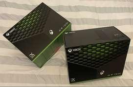 Xbox Series X Nueva