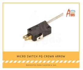 Calefon Micro Switch