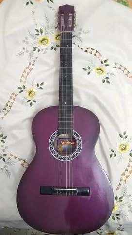 Guitarra acústica a $100.000