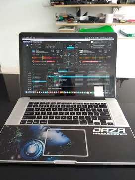 MacBook Pro Retina 15, muy barata, todo le funciona correctamente, mod 2013