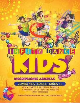 Academia de Baile Para Niños