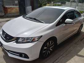 Honda civic 2014 exl