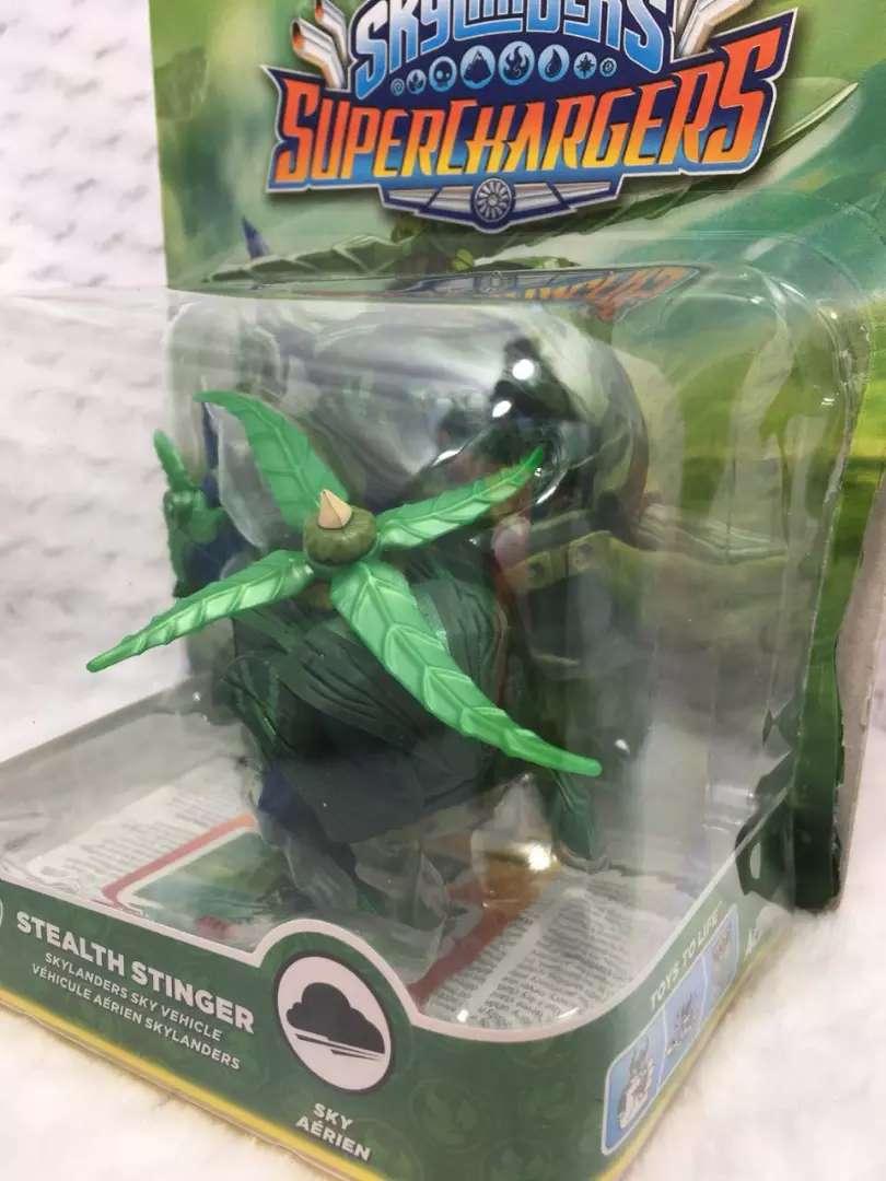 Skylanders Superchargers, Stealth Stinger, Skylanders Sky 0