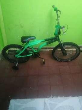 Vendo cicla nueva