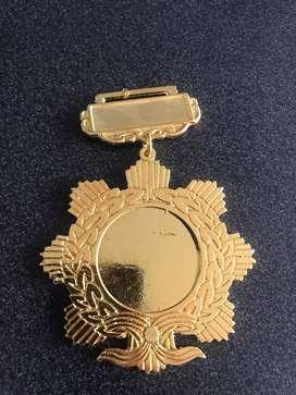medallas comerciales