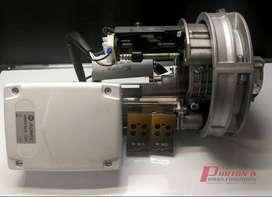 Motor para puerta enrollable allmatic 160Kg (15m2)