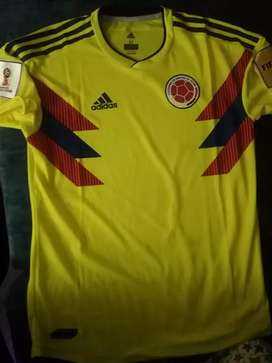 Camiseta de Colombia Original