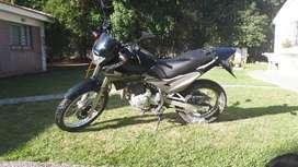 Vendo Honda Falcón NX 400. 2009. 54000km