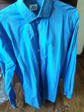 Camisa Lacoste Talle 38