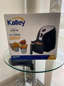 Freidora de aire 2.5 litros marca Kalley