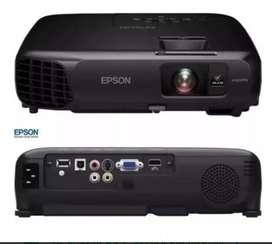 Videobeam Epson Powlite S18 Como Nuevo