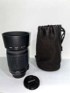 Lente Nikon Dx Nikkor 55-200 Mm