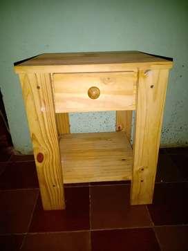 Mueble para tele y mesa de luz