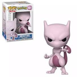 Funko Pop Mewtwo Pokémon
