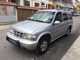 VENDO O CAMBIO Flamante Kia Sportage Wagon 2003