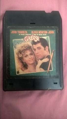 8 Track Grease - Original Movie Soundtrack