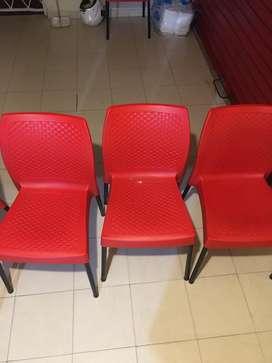 Vendo sillas super lindas y comodas