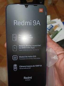 Remato Xiaomi Redmi 9A NUEVO