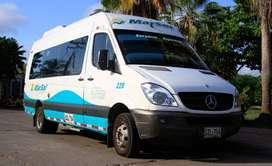 Van Mercedes Benz Sprinter CDI 515 19 pasajeros, Precio de oportunidad !!