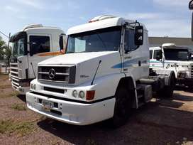 MERCEDES 1634 año 2006 IMPECABLE!!!