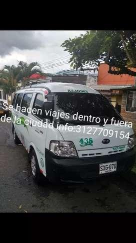 Microbus de 19 pasajeros para  turismo