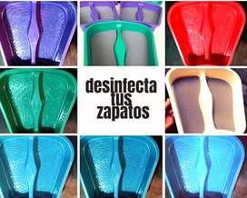 Desinfectantes de calzado