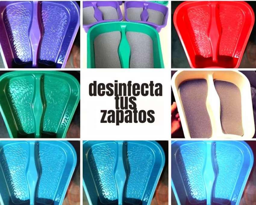 Desinfectantes de calzado 0