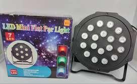 LED Mini Flat Par Light