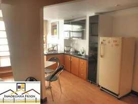 Alquiler de Apartamentos Amoblados en el Poblado Cód. 6044*